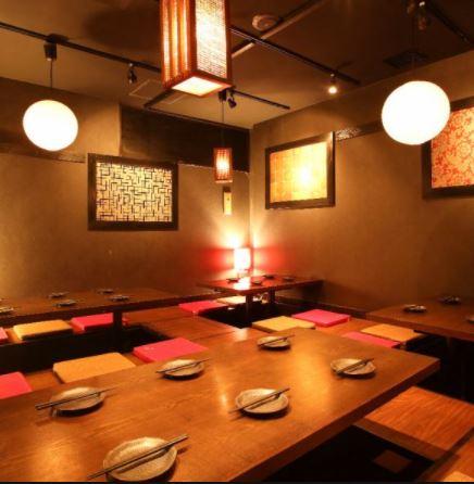肉と和SAKE ばく 五反田本店のメイン画像2