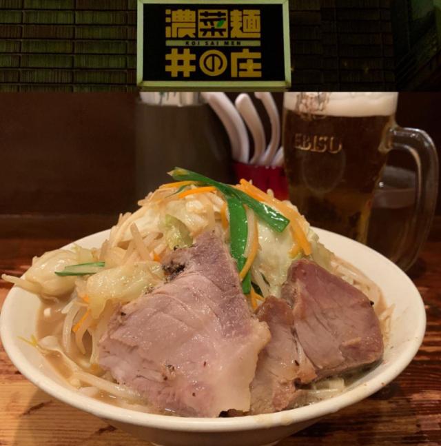 濃菜麺 井の庄のメイン画像1