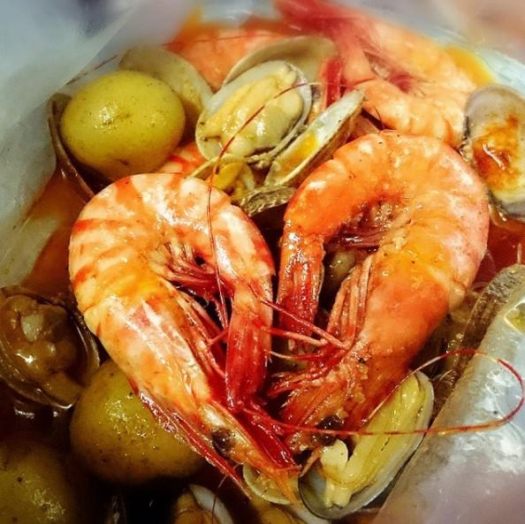 手づかみシーフードマッキーズ Makky's The Boiling Shrimpのメイン画像2