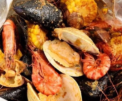 手づかみシーフードマッキーズ Makky's The Boiling Shrimpの画像3