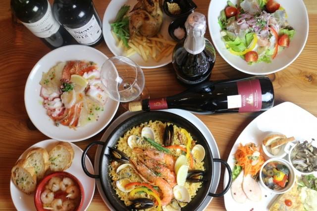 Good Dish & Wine 33バルのメイン画像1