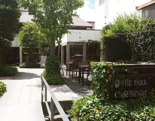 Cafe THE PARK Yonagoのメイン画像1