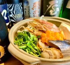 離れ情緒・朝〆旬魚・日本酒 魚魚呑のメイン画像2