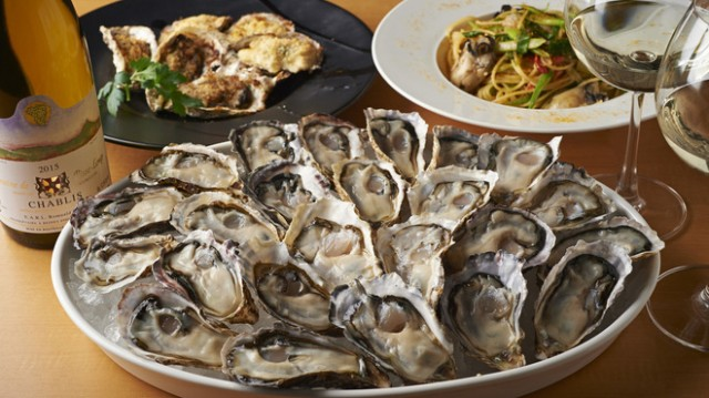 Oyster & Aging Beef F.PARADE Lifeのメイン画像1