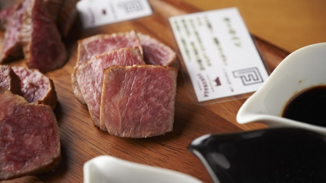 Oyster & Aging Beef F.PARADE Lifeの画像3