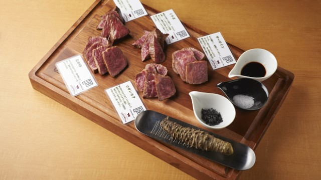 Oyster & Aging Beef F.PARADE Lifeの画像4