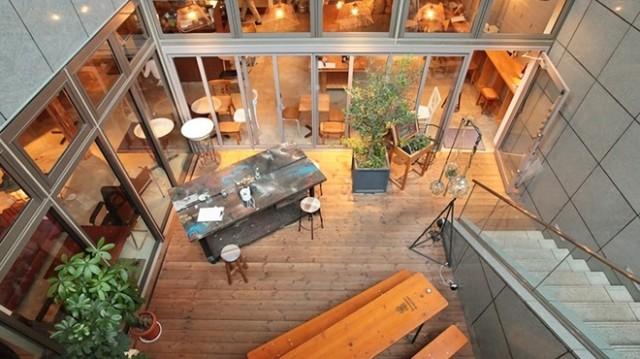 muromachi cafe HACHIの画像3