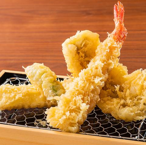 天ぷらと寿司18坪のメイン画像1