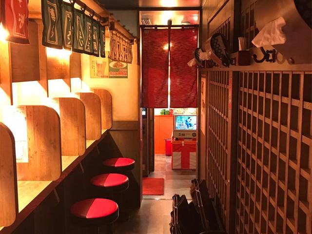 一蘭 三宮店のメイン画像2