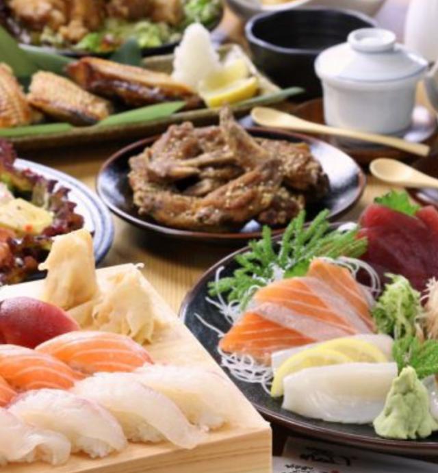 寿司居酒屋 や台ずし鳥取駅前町のメイン画像2