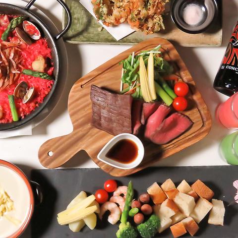 地中海料理 セルフィッシュのメイン画像1