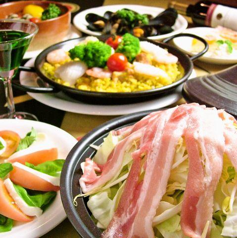 地中海料理 セルフィッシュのメイン画像2