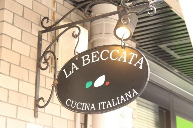 LA BECCATAの画像4