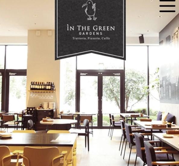 IN THE GREEN GARDENSのメイン画像2