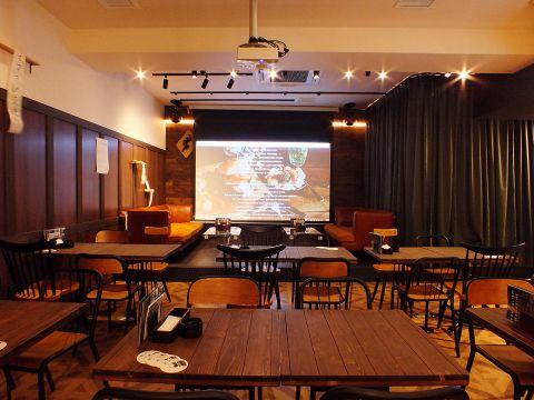 ALTERNATIVE カフェ&ダイニング VANDALISM 渋谷の画像3