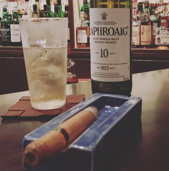 THE CIGAR MUSEUM+道灌山BARの画像1