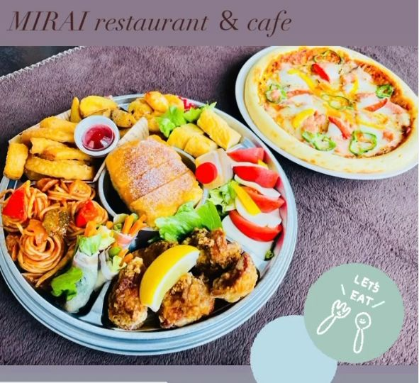 MIRAI restaurant&cafeのメイン画像1