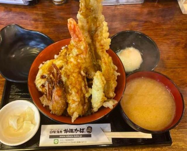 海鮮 天ぷら かば 新橋駅前ビル店のメイン画像2