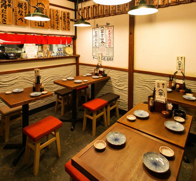 大衆馬肉酒場 冨士山のメイン画像1