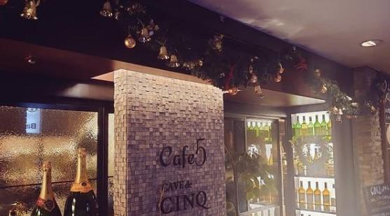 銀座 CAVE de CINQ~サンク~のメイン画像2