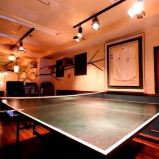 卓球+カジュアルダイニング Nanpeidai Loungeの画像2