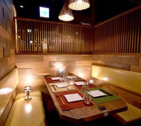 全席個室 隠れ家個室居酒屋 BETTEI -別邸- 仙台駅前店のメイン画像1