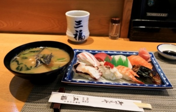 活魚料理 三福の画像1