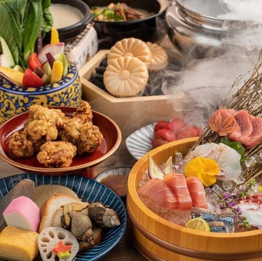 金沢炉端 魚界人~GYO-KAI JIN~千葉柏店のメイン画像2
