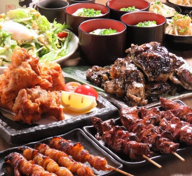 北海道地酒とすすきの焼き鳥のお店 食べスタ酒場のメイン画像2