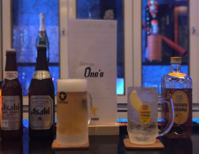 Sports Bar One'sのメイン画像2
