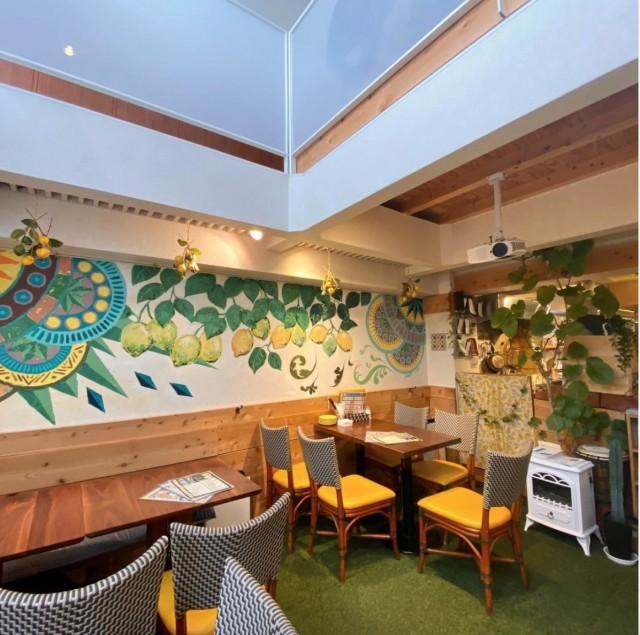 カプリ食堂 LIMONE VERDEのメイン画像2