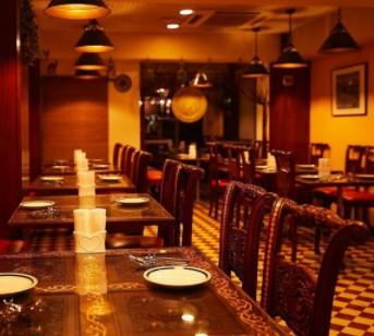 アナム 本格インド料理 銀座8丁目本店のメイン画像1