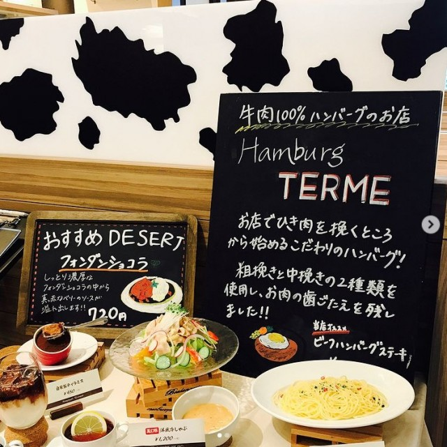ハンバーグテルメ 阪急西宮ガーデンズ店の画像0