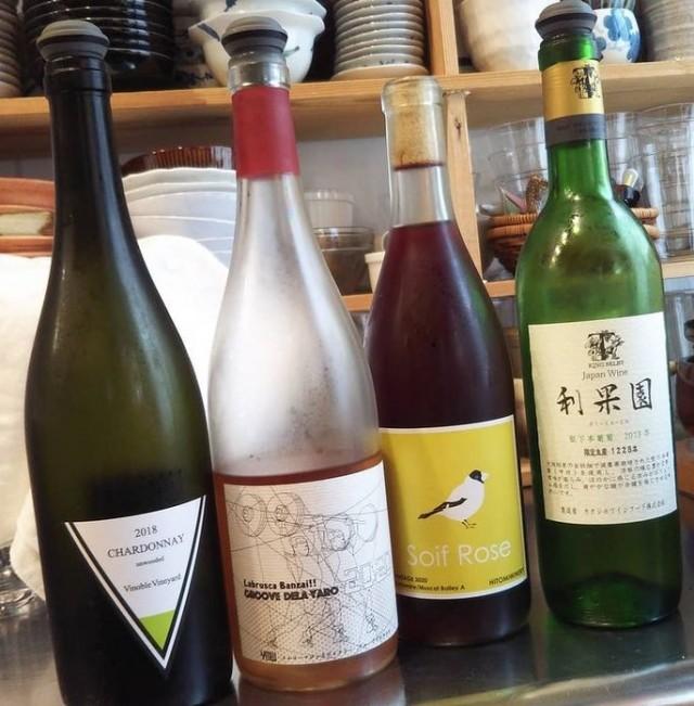 日本ワインと日本酒 三寒四温のメイン画像1