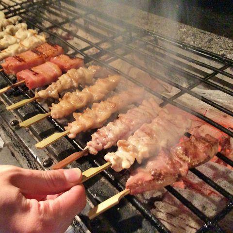 地鶏炭火焼・旬魚 あべの家のメイン画像2
