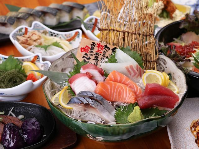 江坂海鮮食堂 おーうえすとのメイン画像2