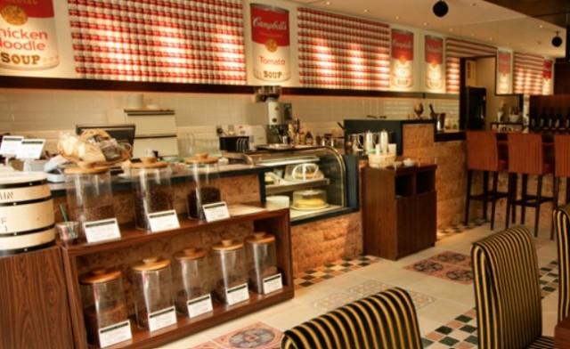 EARTH CAFE 五反田店の画像1
