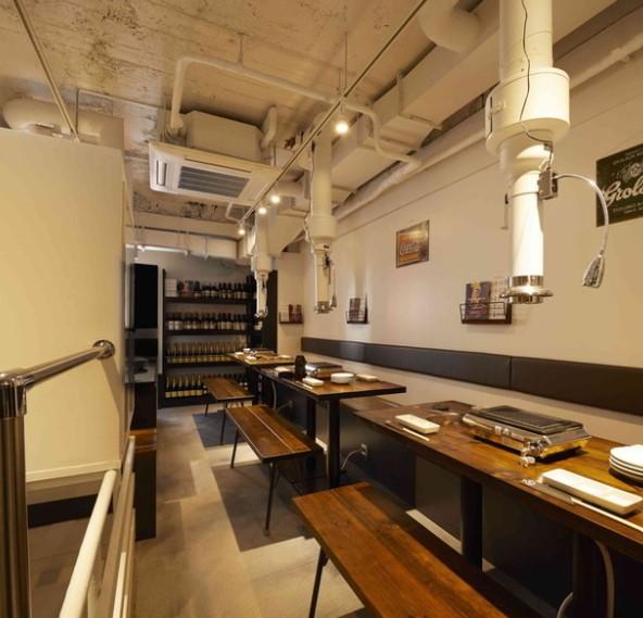 焼肉バル マルウシミート 新橋店のメイン画像2