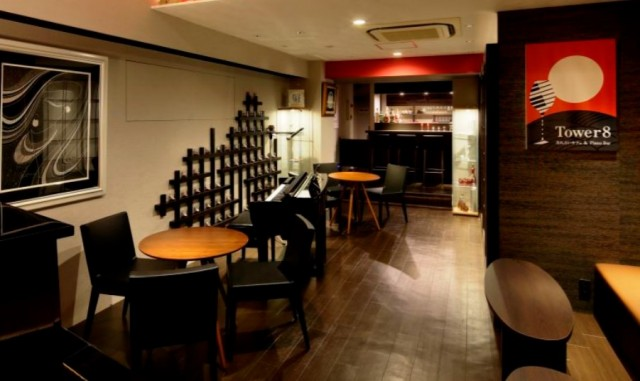 花札占いカフェ&Piano Bar Tower8のメイン画像1