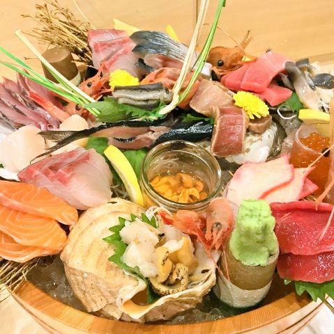 北海道個室居酒屋 海王 本店のメイン画像1