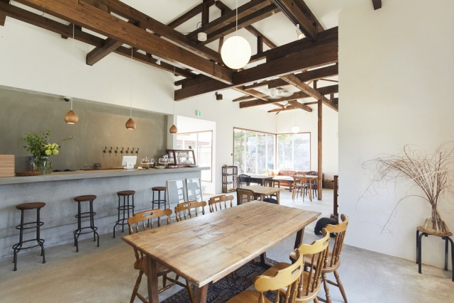 haku hostel & cafe + barの画像6