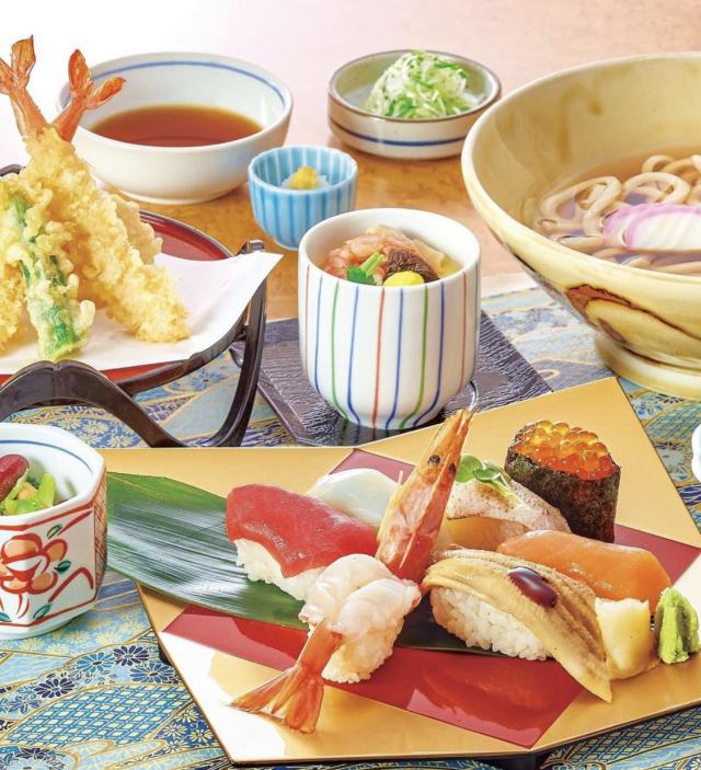 和食麺処サガミ 谷上店の画像0